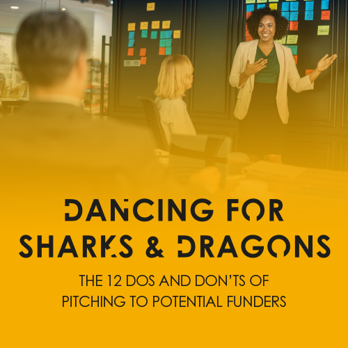 Dancing for Sharks And Dragons