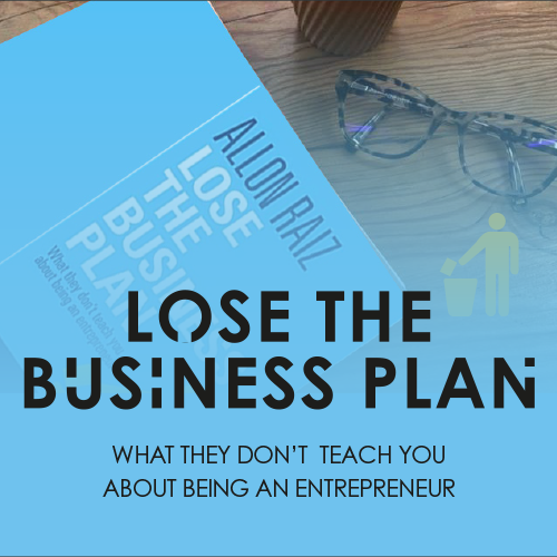 Lost the Business Plan